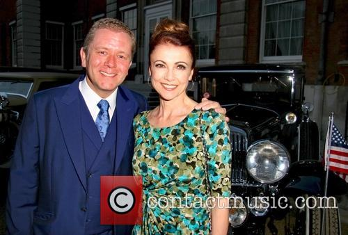 Jon Culshaw and Emma Sams 3
