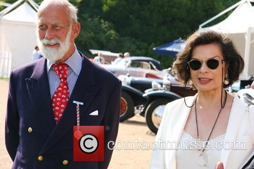 Bianca Jagger and Prince Michael Of Kent 3