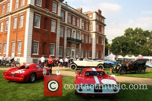 St. James's Concours and Elegance 3
