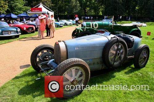 St. James's Concours and Elegance 4