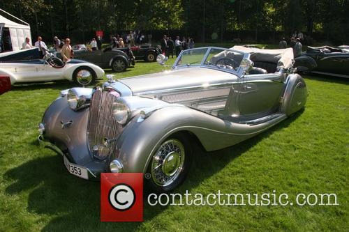 St. James's Concours and Elegance 6