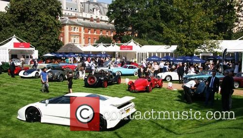 St. James's Concours and Elegance 1