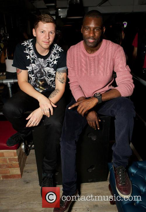 Professor Green and Wretch 32 2