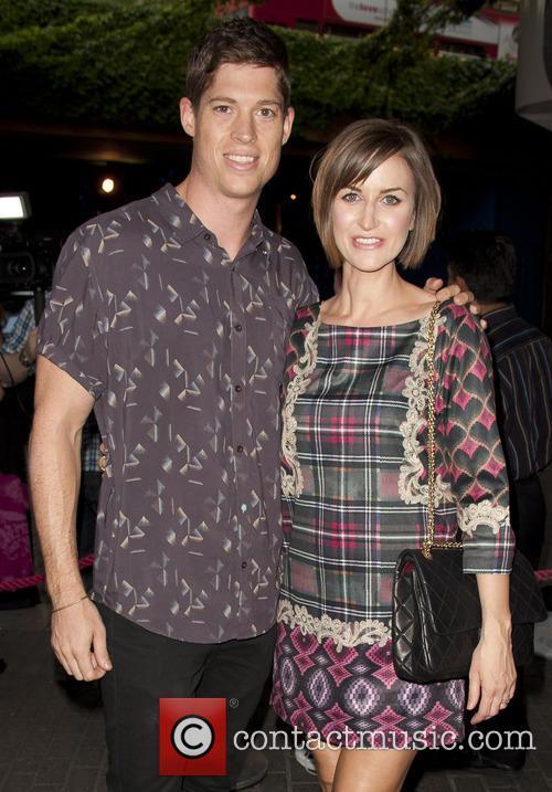 Katherine Kelly and Ryan Clark 9