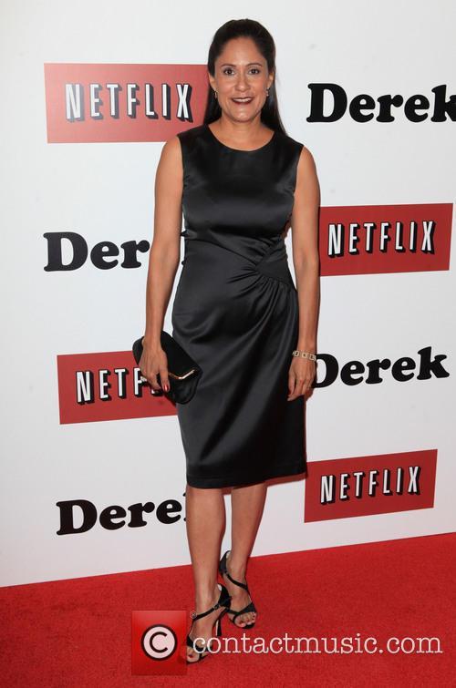Premiere of 'Derek'