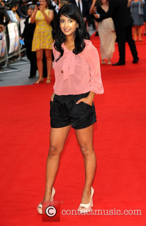 Konnie Huq, Odeon Leicester Square