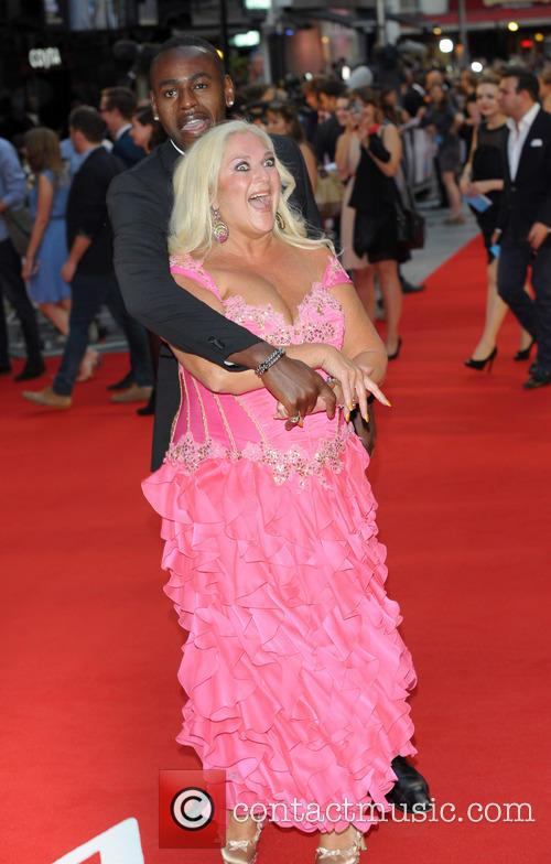 Vanessa Feltz and Ben Ofedu 4