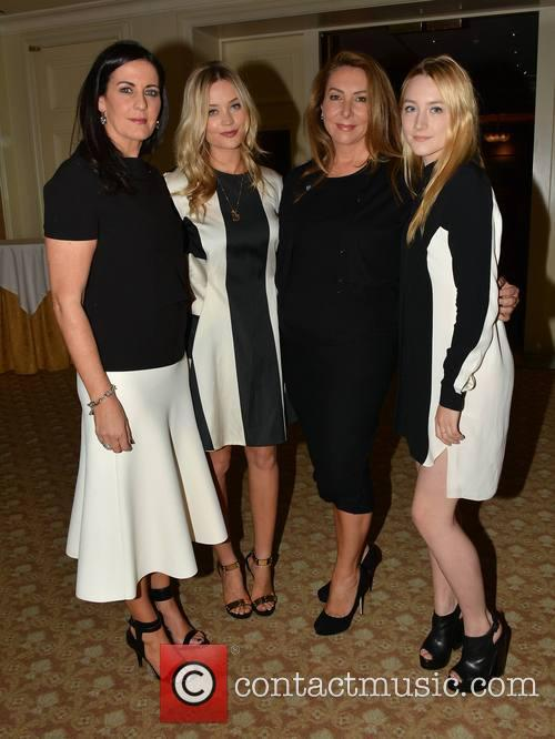 Shelly Corkery, Laura Whitmore, Caroline Downey and Saoirse Ronan 2