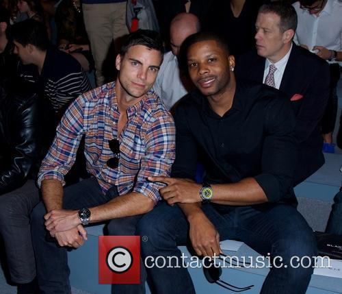 Colin Egglesfield and Kerry Rhodes 5