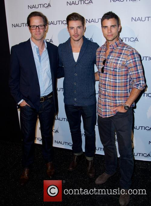 Matt Letscher, Josh Henderson and Colin Egglesfield 4