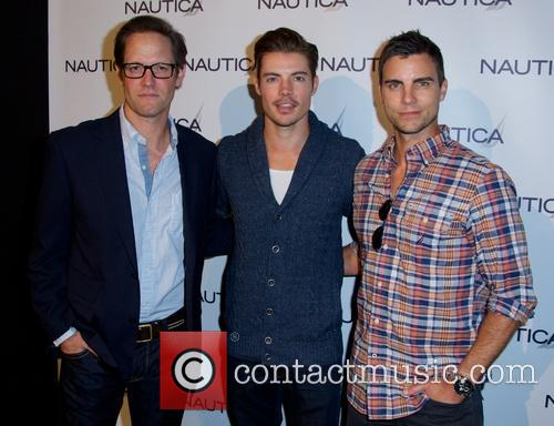 Matt Letscher, Josh Henderson and Colin Egglesfield