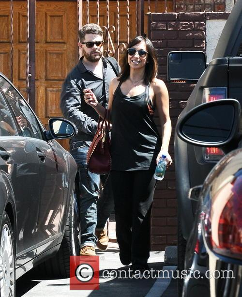 Jack Osbourne and Cheryl Burke 3