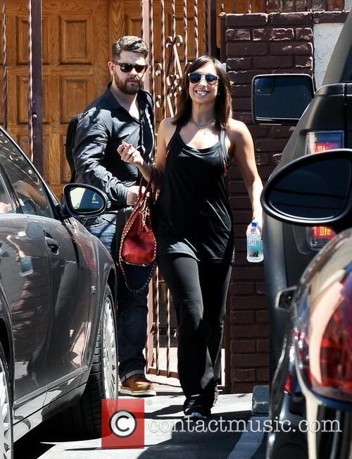 Jack Osbourne and Cheryl Burke 4