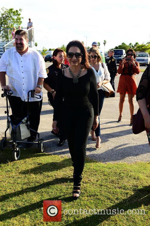 Gloria Estefan, Miami Marine Stadium