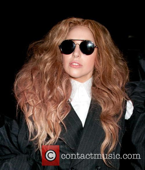 Lady Gaga Fashion Media Awards