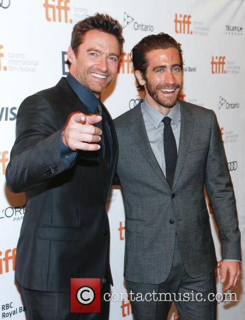 Hugh Jackman and Jake Gyllenhaal