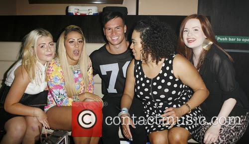 Sophie Kasaei and Joel Corry 1