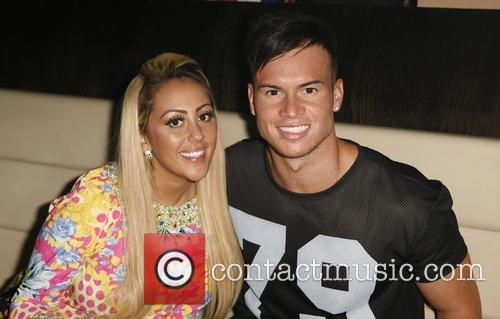 Sophie Kasaei and Joel Corry 8