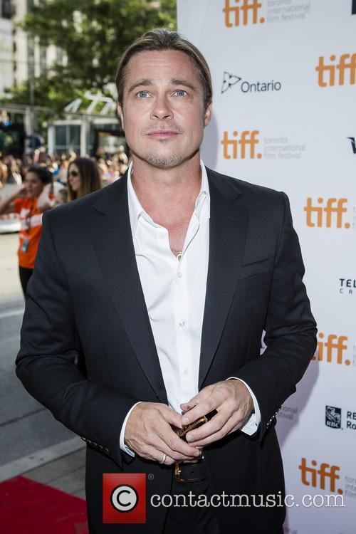 Brad Pitt TIFF
