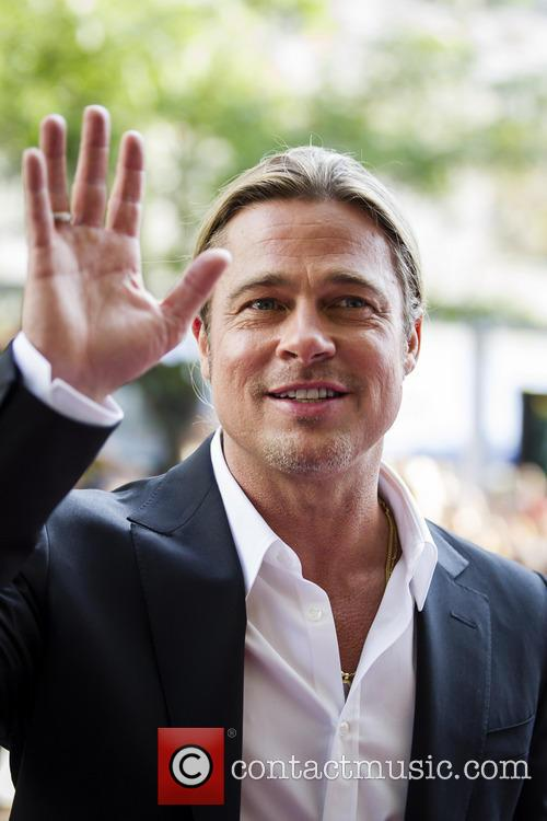 Brad Pitt Toronto Film festival