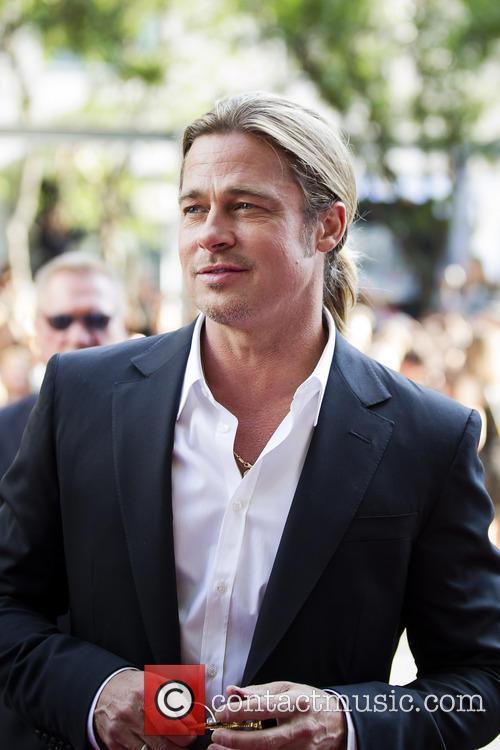 Brad Pitt 12 Years A Slave