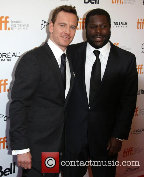 Michael Fassbender and Steve Mcqueen 8