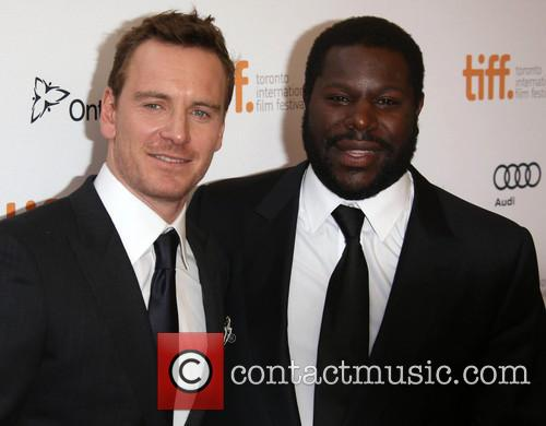 Michael Fassbender and Steve Mcqueen