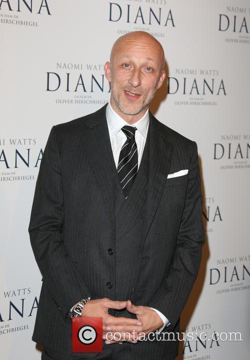 Paris premiere of 'Diana'