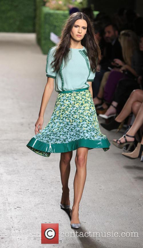 Mercedes-Benz New York Fashion Week Spring/Summer 2014