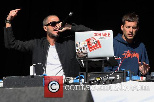 Zane Lowe and Mark Ronson 2