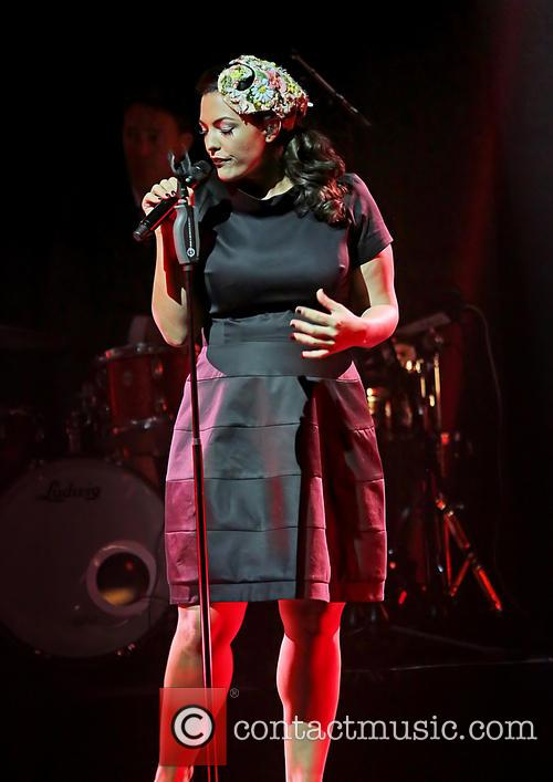 Caro Emerald at Liverpool Philharmonic Hall