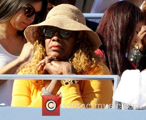 Celebrities attend day 12 at US Open Tennis