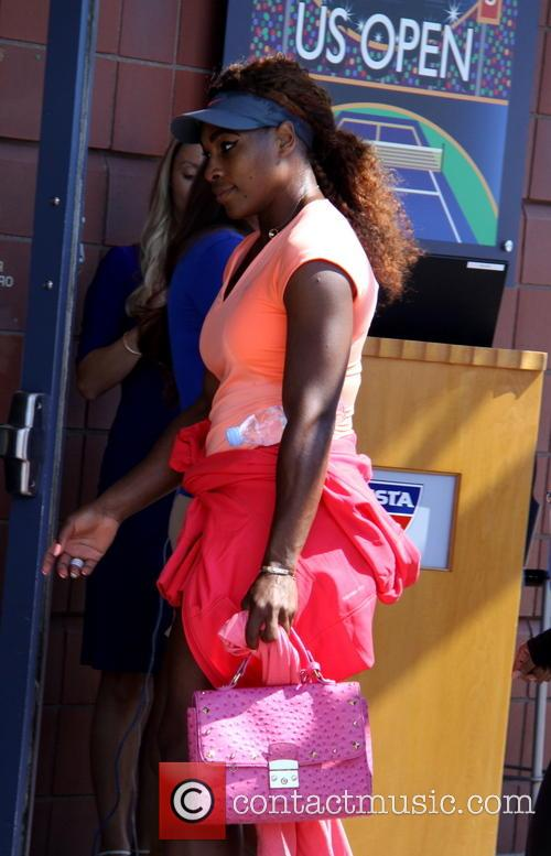 Serena Williams, Billie Jean King National Tennis Center  US Open