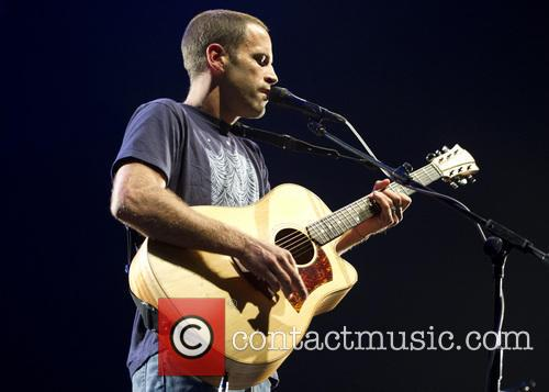 Jack Johnson performs in Netherlands