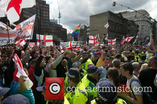 atmosphere edl march ann protest in east 3854171