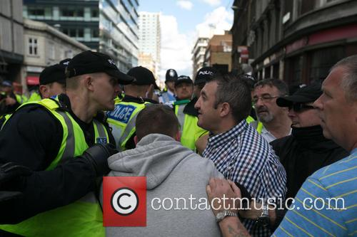 atmosphere edl march ann protest in east 3854176