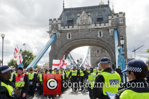 atmosphere edl march ann protest in east 3854331