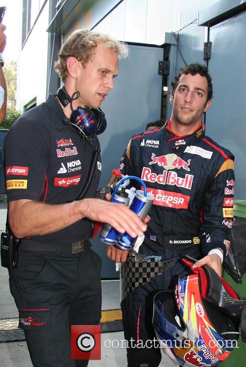 Daniel Ricciardo - 7