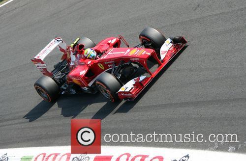 Felipe Massa, Brazil and Ferrari F138 - 5