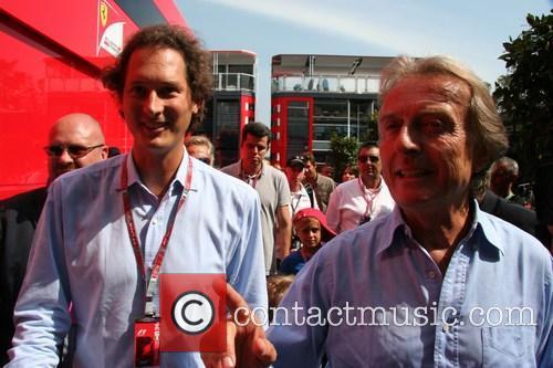 F1 Monza GP Day 2 Qualifier