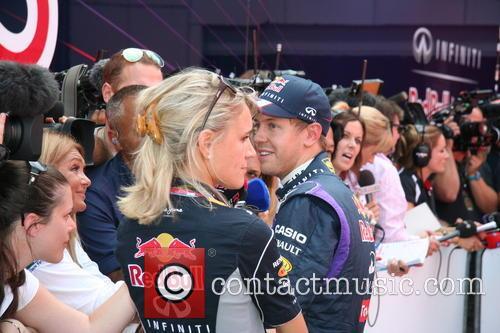 Sebastian Vettel, Germany and Red Bull-renault Rb9 F1 Car - 1