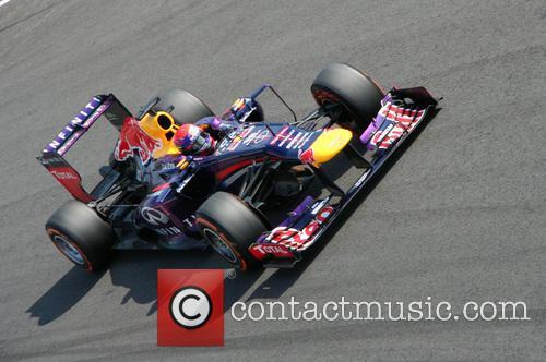 Sebastian Vettel, Germany and Red Bull-renault Rb9 F1 Car - 3