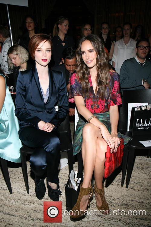 Coco Rocha and Louise Roe 3