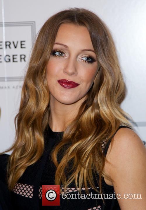 Katie Cassidy stars in 'Arrow'