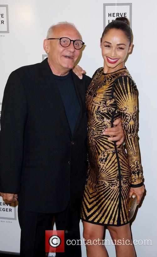 Max Azria and Cara Santana 3