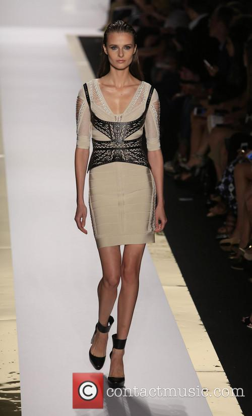 Herve Leger, Max Azria and Runway 5