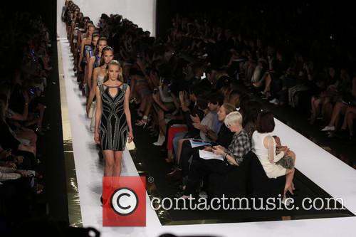Herve Leger, Max Azria and Runway 8