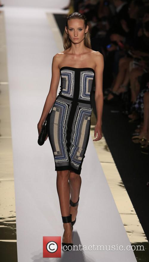 Herve Leger, Max Azria and Runway 11