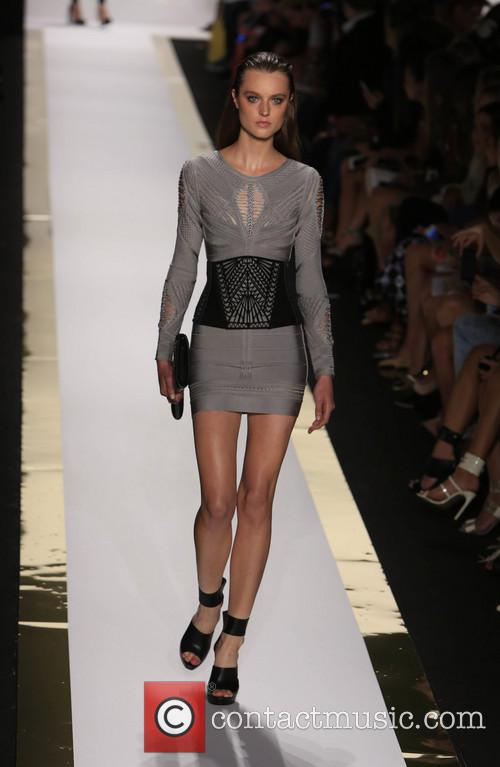 Herve Leger, Max Azria and Runway 13