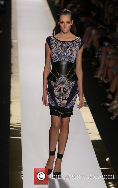 Herve Leger, Max Azria and Runway 15
